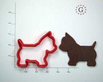 Westie Terrier Cookie Cutter