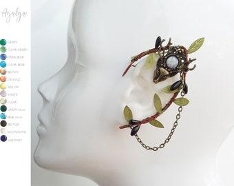 Elven ear cuff - elvish earring - elven ear - elf ear - deer ear cuff - baratheon