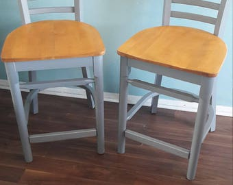 High backed bar stools reduced price