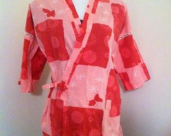 Vintage Oriental/ Asian Robe Set
