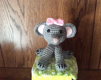 Crochet Little Elephant