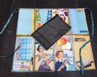 Cooking/Recipe Traveler Notebook (Free Shipping)