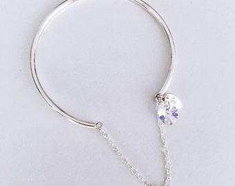 Minimal Bar Bracelet | Sterling silver Bracelet | Minimal Bracelet | 925