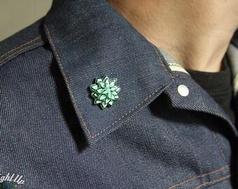 Succulent Enamel Pin Succulents gift