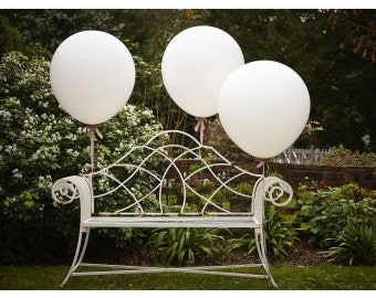 Balloons | Giant White Balloons | Wedding Balloons | Jumbo Balloons | Wedding Decorations | Baby Shower | Wedding | Balloons | White Balloon