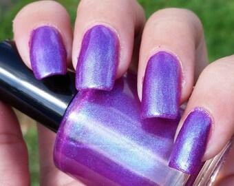 Fairy Kisses, purple nail polish, indie nail polish 5 free nail polish, paint it pretty polish 15 ml