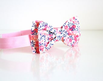 Bow Tie Adult Liberty Wiltshire Cotton Candy- ON ORDER