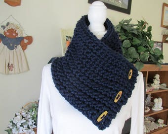 Crocheted Harbor Scarf