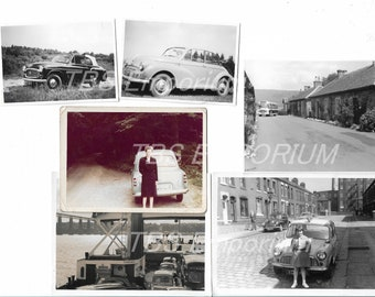 Old photos of transport x 6