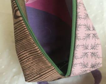 Boxy bag - spring buds