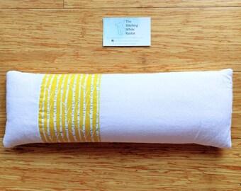 Yellow Woodland Trees Heatpack - 41cm x 14cm