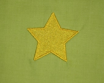Embroidery file- star