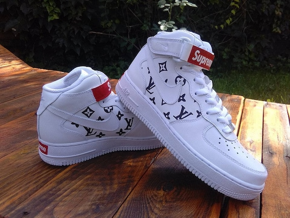 nike air force 1 high supreme replica stickers