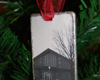 Ornament - St. Bernadette Church, Evergreen Park, Illinois