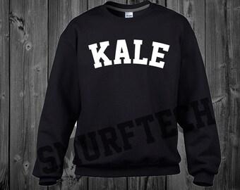 KALE Crewneck Sweater / Sweatshirt