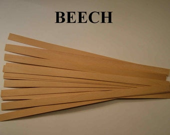 DOLLHOUSE FLOORBOARDS ,BEECH these boards are also available in six different hardwood types