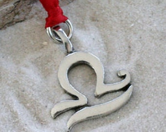 """Pewter Libra """"The Scales"""" Zodiac Astrology Sun Sign of September October Christmas Ornament and Holiday Decoration (28C)"""