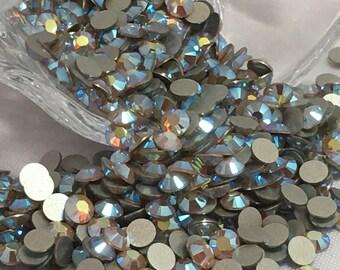 1440 Genuine ss20 Swarovski Sand Opal AB Flatback No Hotfix 20ss, Swarovski Crystals, Swarovski Rhinestones, Opal Crystals