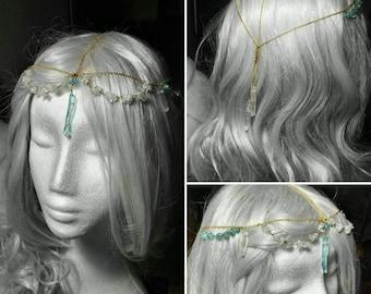Fairy Maiden Head Chain