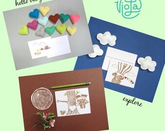 Handmade, Eco Friendly, Gift, Ready to Ship