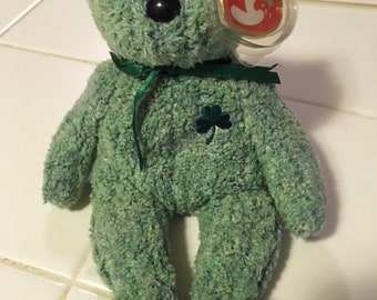 Ty Beanie Baby - Shamrock