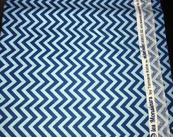 Chevron Michael Miller Tamara Kate    1 Yard   44/45 wide