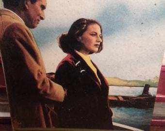 Vintage 1950's German Novel Ginmal Fommst Du Doch Zuruck