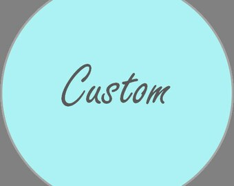 Custom Design- Bear (Amelia)