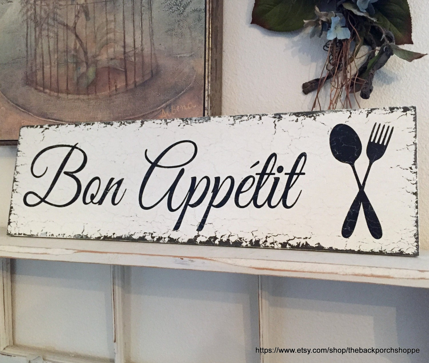 Kitchen Sign Decor Bon Appetit French Signs Kitchen Signs Bon Appetit Signs