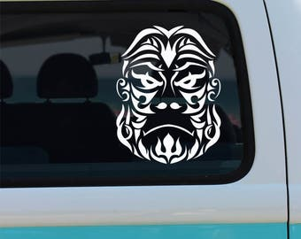 Tribal Gorilla Decal