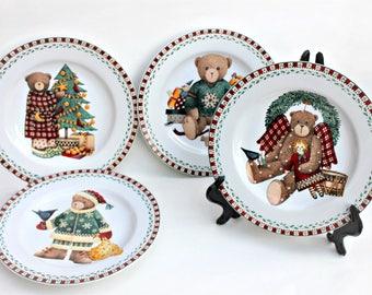 Christmas bears | Etsy