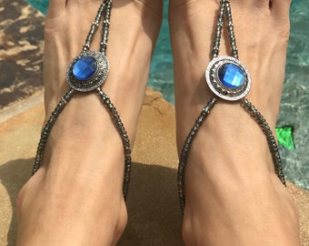 Blue Skies barefoot sandals