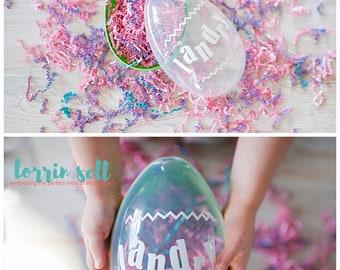 jumbo personalized easter egg