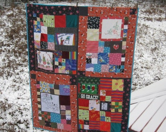 Memory Quilts Custom Orders Only