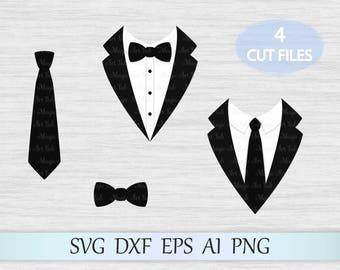 Gentleman Bow Tie Etsy