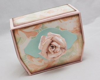 Vintage Rose Box