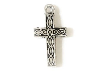 Holy cross memorial add on charm