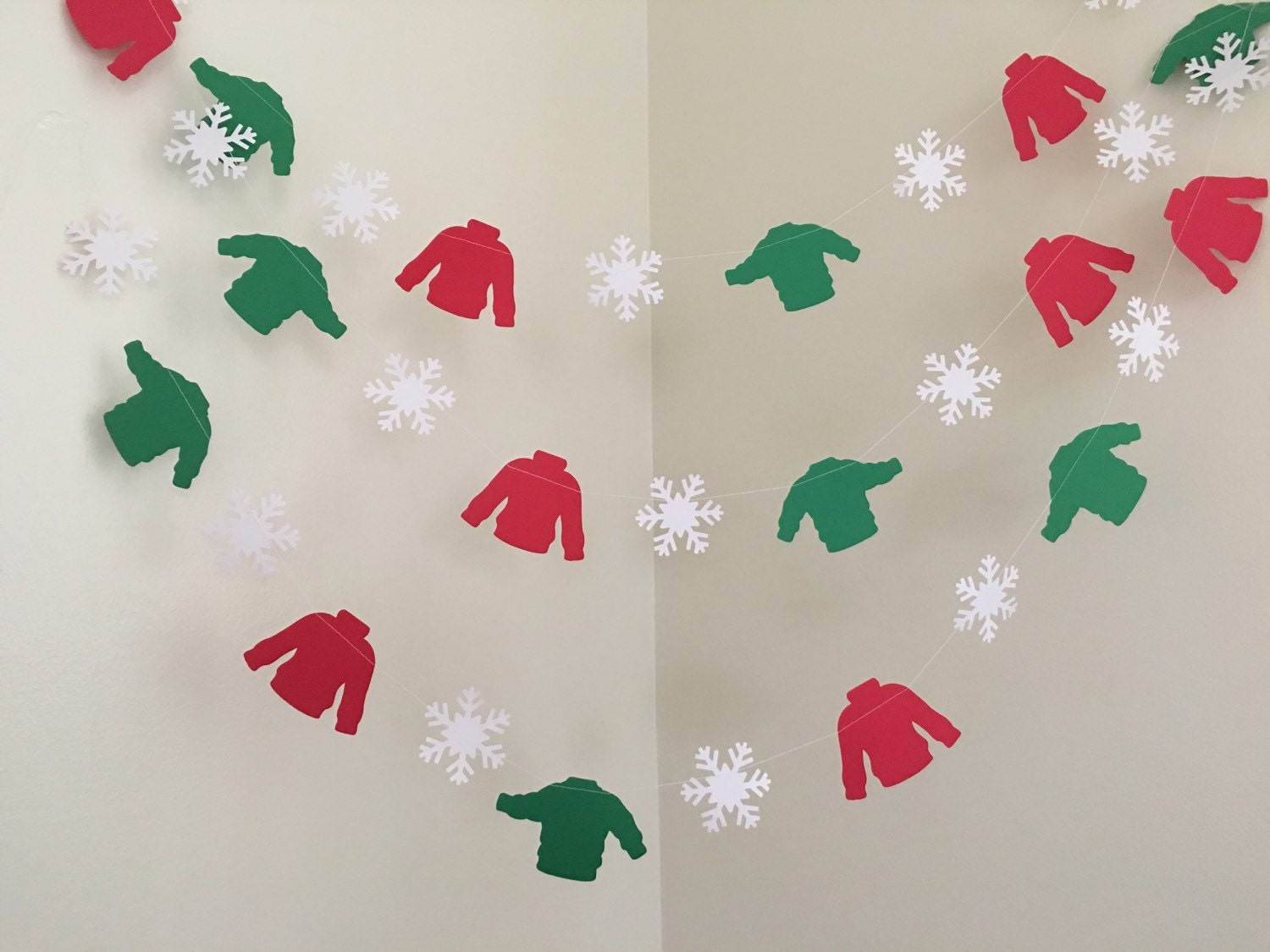watch youtube day sweaters of sweater diy easy together decor ugly decorations christmas
