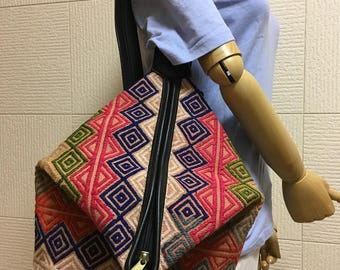 20% OFF FREE Shipping, 2way Kilim bag, Boho chic bag, Backpack, Shoulder bag, Killimbag 2