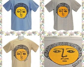 Gonder Angel Face[Made in ETHIOPIA]T-Shirt  (roots reggae dub rastafari africa ethiopia jamaica haile selassie i)