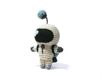 Spaceman - Amigurumi - crochet pattern