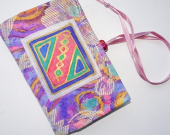 Needlebook - Needle & Pin Case - Sewing Accessory - Mom Gift - Gift for Quilter - Stitcher Gift - Decorative Pins - Sewing Organizer
