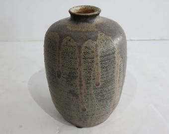 Signed Mid-Century Modern Studio Pottery By Pedall.