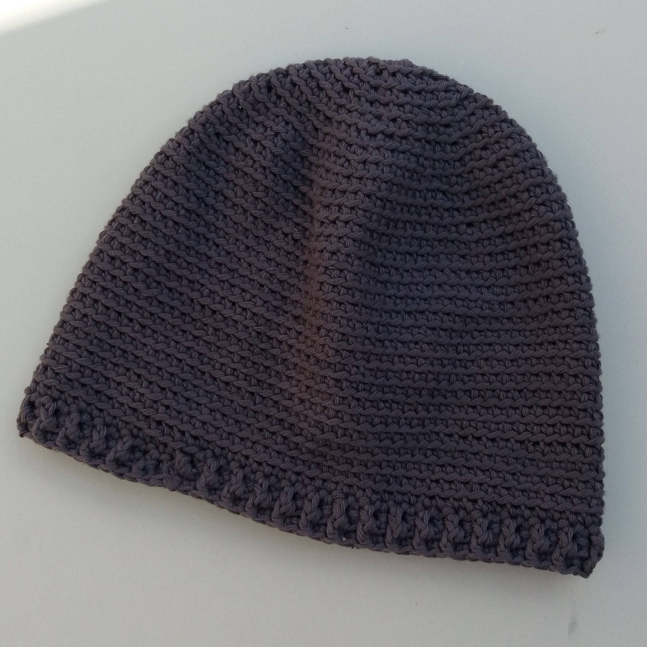 Blackthorn Hat - Crochet Pattern for Simple Beanie Hat for Children ...