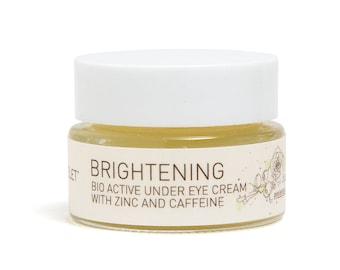 Brightening Under Eye Cream| Hyaluronic Acid Eye Cream| Zinc Eye | Caffeine Eye Cream| Puffy Eyes Cream| Dark Circles Cream| Wrinkle Cream