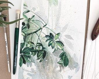 Plant leaves Nr.34