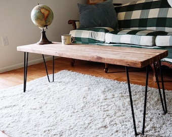 Hairpin Coffee Table - Modern Coffee Table - Free Shipping!