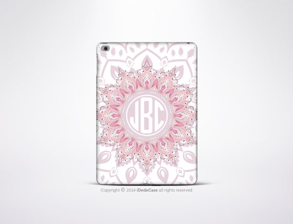 iPad Mini 4 Case Personalized iPad mini 4 Case Monogram iPad mini 2 Case iPad Pro 9.7 Case iPad Air 2 Case Clear