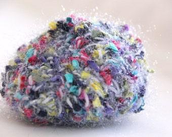 hair accessories for ballet dancers, ballet bun cover - rainbow