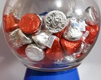 Candy Dish | Bubble Gum Machine | Cookie Jar  Treat Jar  Unique Gift | Personalize